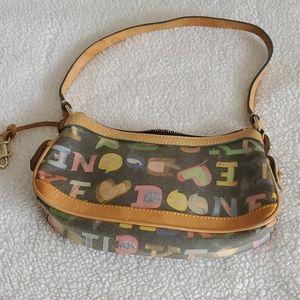 DOONEY & BOURKE graphic printed shoulder bag